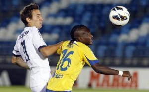 RM Castilla - UD Las Palmas: puntuaciones de Las Palmas, jornada 9