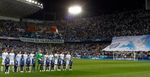 Velasco Carballo se queja de las pancartas contra la UEFA