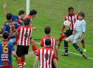 Bilbao Athletic - Eibar, así lo vivimos