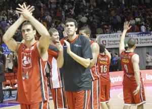 El CAI le gana el concurso de triples a Obradoiro
