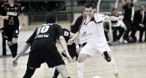Caja Segovia vence a Umacon Zaragoza y logra el pase a semifinales de la LNFS