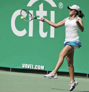 Debut negro para Alejandra Cisneros en juvenil de Wimbledon