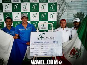 Copa Davis: Daniel Garza abrirá la vibrante serie ante Marcelo Arévalo