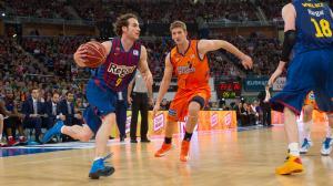 Barcelona -Valencia Basket: el segundo puesto es posible
