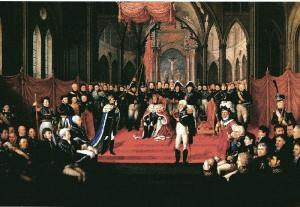 Bernadotte, un rey republicano para Suecia