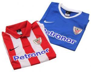 Athletic y Nike presentan las camisetas de la 2013 - 2014