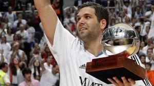 Felipe Reyes, MVP de la final