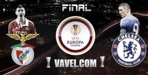 Benfica Lisbonne - Chelsea FC, Finale de l'Europa League, en direct online (Terminé)