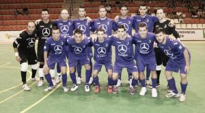 Fuconsa Jaén se inscribe oficialmente en Primera División