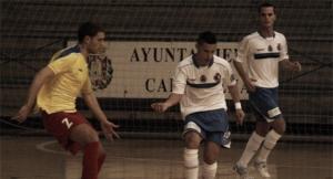 Futsal Cartagena deja escapar un vital empate en los instantes finales
