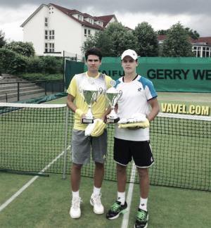 Lucas Gómez conquista el Gerry Weber Junior Open