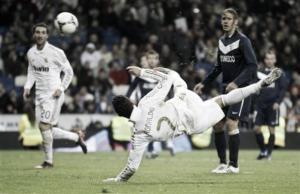 El Real Madrid, invicto en el Bernabéu ante el Málaga