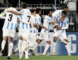 Málaga - Borussia Dortmund, así lo vivimos