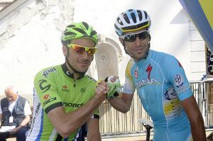 Giro del Trentino: tappa e maglia per Nibali, sfortunato Wiggins