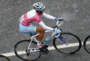 Giro d'Italia 2013: 18° tappa, rivivi la cronoscalata di Mori-Polsa
