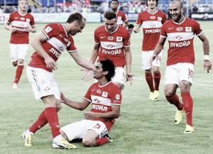 Russian Premier League 2013-2014 : Premier Acte