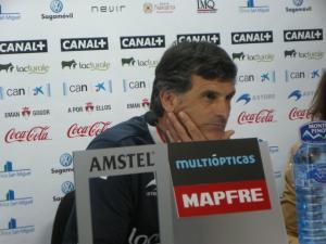 """Mendilibar: """"Hemos sumado un punto contra un equipo difícil"""""""