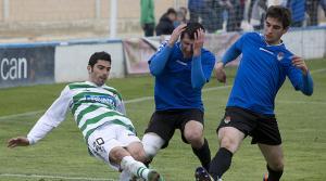 Peña Sport 0-1 Eibar: suerte del campeón