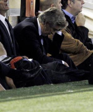 """Pellegrini: """"Vamos a olvidar este partido lo antes posible"""""""