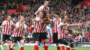 Southampton thrash sorry Coventry to secure Premier League promotion