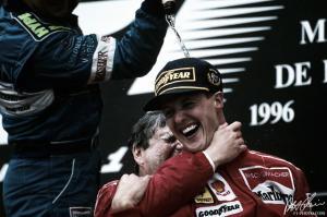 GP de España 1996: Schumacher comienza su leyenda en Ferrari
