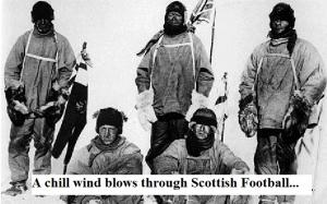 A chill wind blows through Scottish football