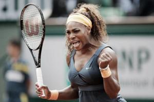 Serena sigue su camino