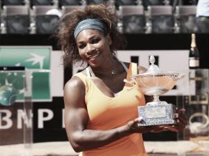 Serena aumenta su renta al frente de la WTA