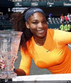 Serena sigue en lo más alto