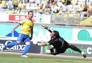 UD Las Palmas – CD Numancia: puntuaciones UD Las Palmas, jornada 41