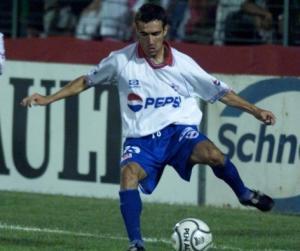 Vicente Sánchez es nuevo jugador del Nacional de Uruguay