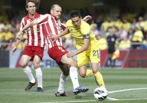 El Villarreal regresa a Primera por la puerta grande