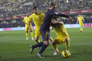 Barcelona B - Villarreal: se acerca el desenlace