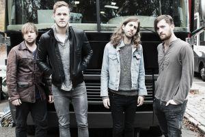 Imagine Dragons: la banda clave de 2013
