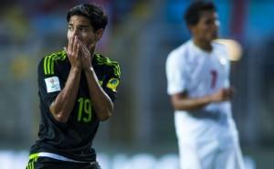Eliminado el Tri Sub-17 del Mundial