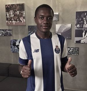 Porto sign Imbula from Marseille