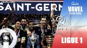 Guía de la Ligue 1 2016/2017