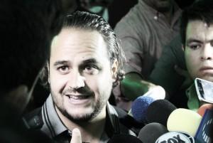 """Jesús Martínez: """"Seguiremos jugando en el Estadio León"""""""