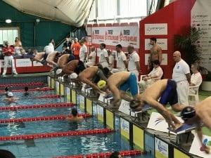 Nuoto - Assoluti primaverili, le batterie di mercoledì