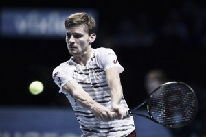 Mubadala World Tennis Championships: Debutant David Goffin secures straight sets victory over Jo-Wilfried Tsonga