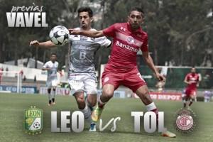 Previa León - Toluca: última llamada para la Fiera