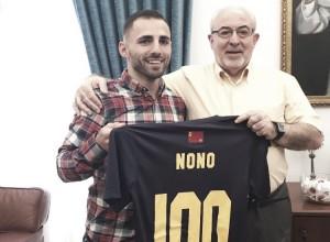 Nono llega a los 100 partidos con el UCAM Murcia