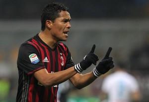 Milan, Bacca pronto a tornare dal primo minuto contro la Fiorentina