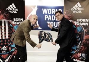 ADIDAS se convierte en pala oficial World Padel Tour
