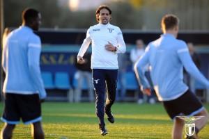 """Simone Inzaghi: """"Ora testa al campionato, Immobile ci sarà"""""""