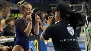 NCAA Gymnastics Semifinal 1 Recap