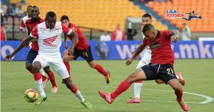 Santa Fe vs. Medellín, Liga Postobón en vivo online