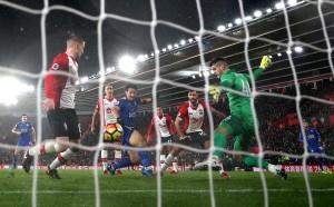 Premier League - Il Leicester rifila un poker a domicilio al Southampton