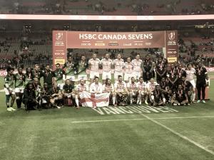 Circuito Mundial de Seven: en Vancouver el Oro es para Inglaterra