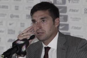 "Diego Alonso: ""Duele la derrota, no la racha"""